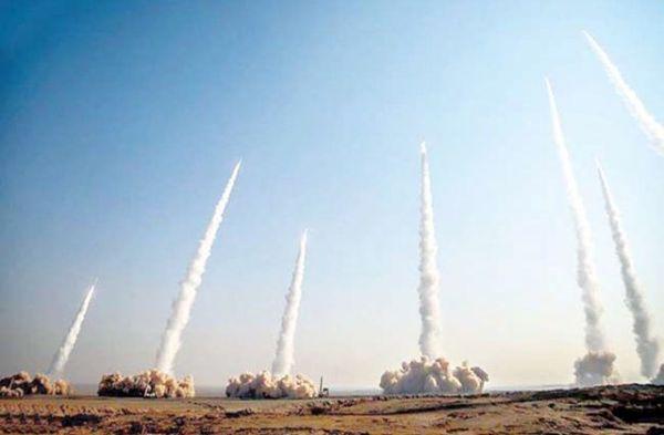 بازتاب رزمایش موشکی سپاه در شبکه صهیونیستی آی 24