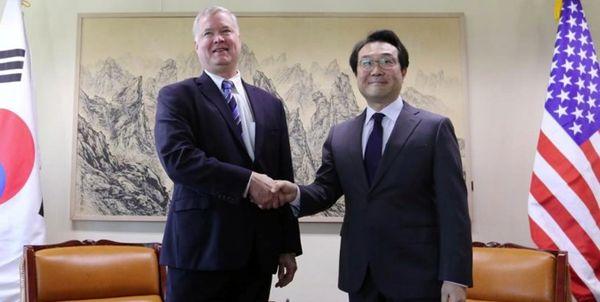 آمریکا و کره جنوبی خواستار شتاب بخشیدن به گفتوگوهای خلع سلاح اتمی کره شمالی