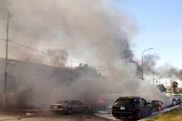 انفجار در خانقین عراق