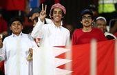 تکرار بیاخلاقی بحرینیها و توهین به سرود ایران