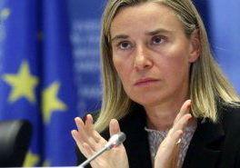 ابراز تاسف موگرینی و وزرای خارجه اروپایی از بازگشت تحریمها علیه ایران