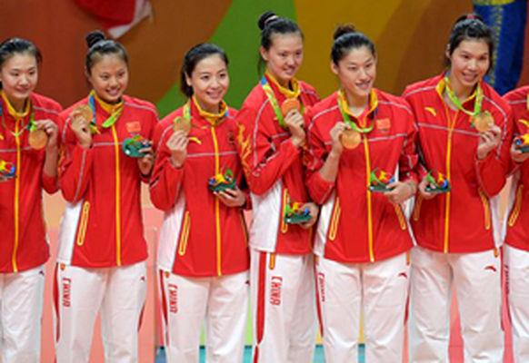 طلای والیبال زنان به زنان چین رسید