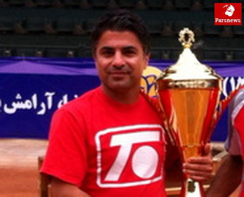 سرمربی تیم ملی تنیس: ترسی از باختن ندارم