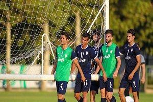 دلیل لغو دیدار تیم ملی فوتبال امید با صنعت نفت مشخص شد