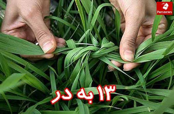 خوراکیهای اقوام ایرانی در سیزدهمین روز نوروز
