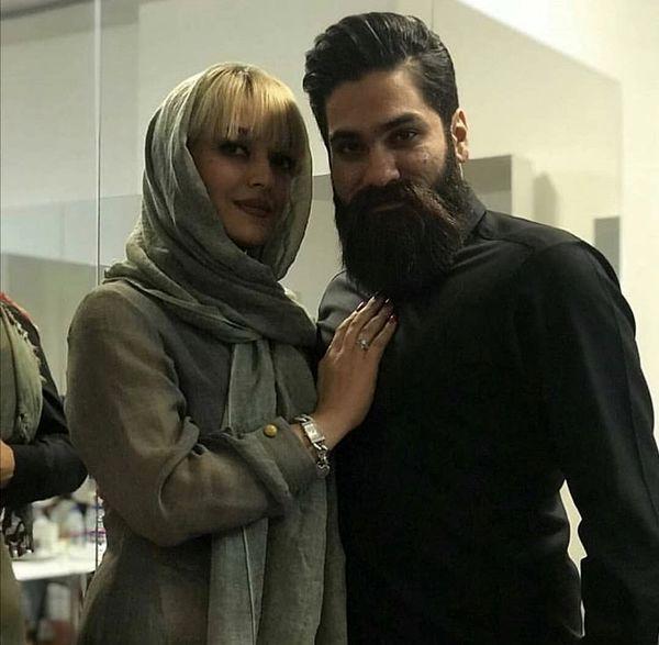 علی زند وکیلی در کنار خواهر جوانش + عکس