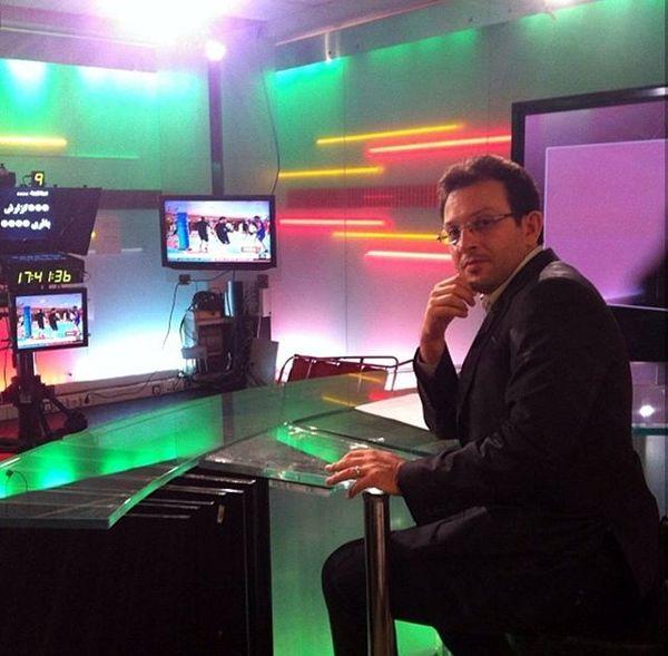 مجری خبری شایعات اجرای برنامه 90 را  قویاً تکذیب کرد