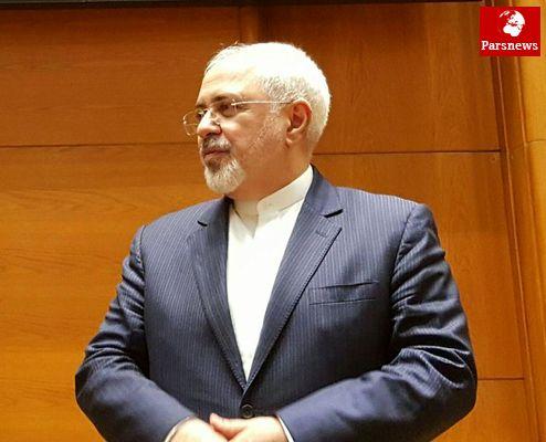 محمدجواد ظریف؛ مهمان ویژه اختتامیه جشنواره فجر /عکس