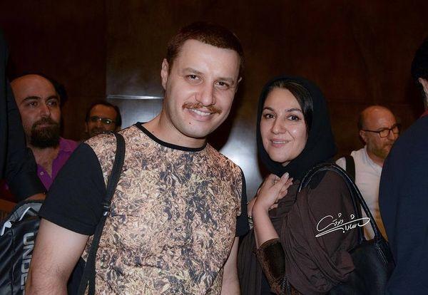 ستاره اسکندری در کنار همسر بازیگر معروف + عکس