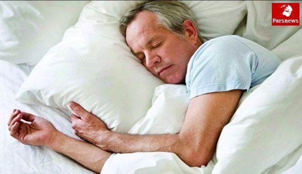 ریختن آب دهان بر بالش و عرق کردن زیاد در خواب نشانه چیست؟