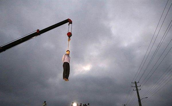 """قاتل """"ندا"""" دختربچه ۶ساله افغانستانی در ملأعام اعدام میشود"""