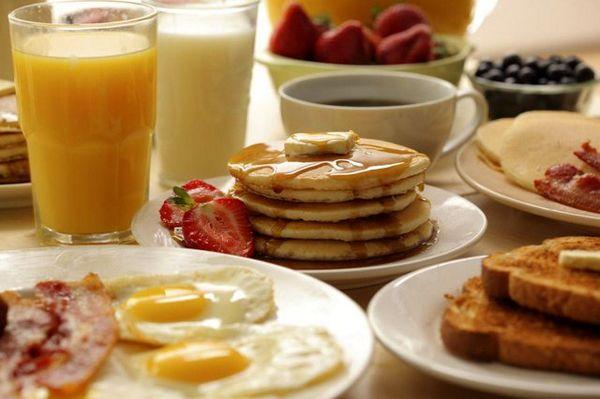 مواد غذایی که مورد نیاز کودک در وعده صبحانه است