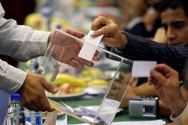 انتخابات یک فدراسیون معطل تعامل دو وزیر