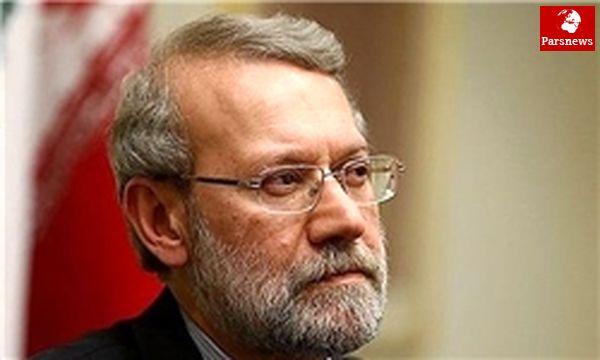 رئیس مجلس از مجروحان حادثه تروریستی عیادت کرد