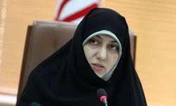 اولین شهردار زن تهران حکم گرفت +عکس