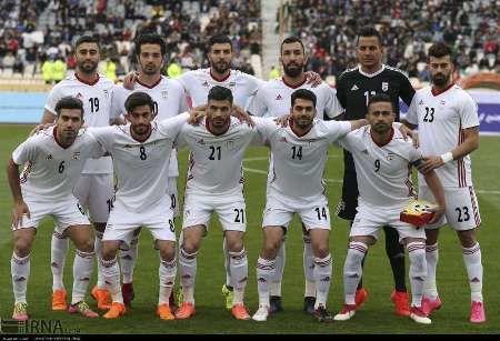 توصیف رسانه هندی از تیم ملی فوتبال ایران