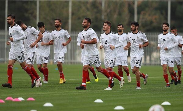 ایران یک تیم بسیار قوی در جام ملتهای آسیا است