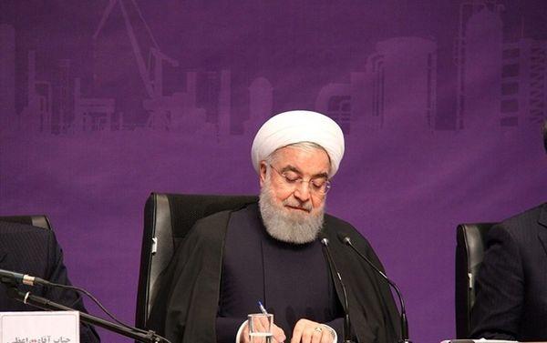 دستور روحانی برای ابطال حکم دامادش در معاونت وزیر صمت