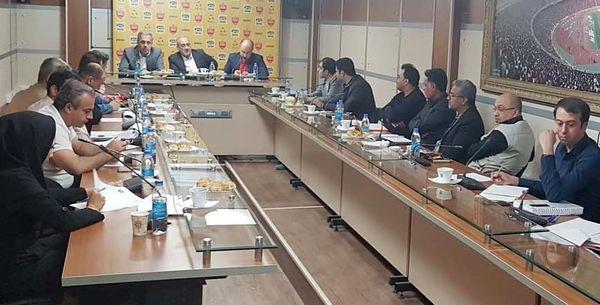 ستاد برگزاری لیگ قهرمانان آسیا تشکیل جلسه داد