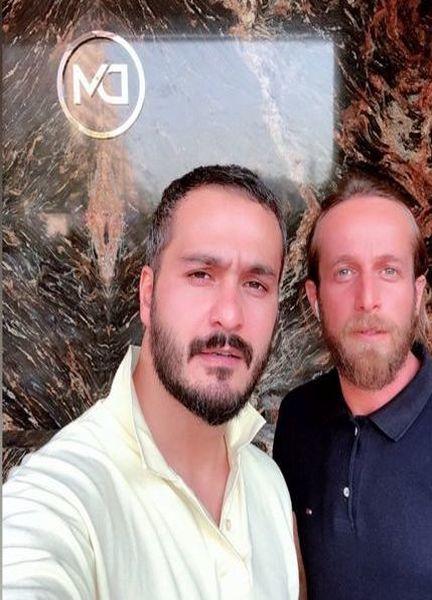 میلاد کی مرام و مربی اش + عکس