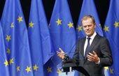 انتقاد رئیس شورای اروپا از ترامپ
