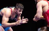 محمدیان برنده جدال انتخابی المپیک شد