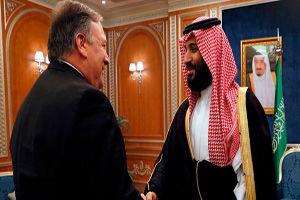 پمپئو بار دیگر از پرونده حقوق بشری سعودیها حمایت کرد