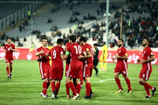 ایران در میان احساسیترین کشورهای فوتبالی