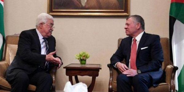 پادشاه اردن خواستار توقف حملات رژیم صهیونیستی به کرانه باختری شد