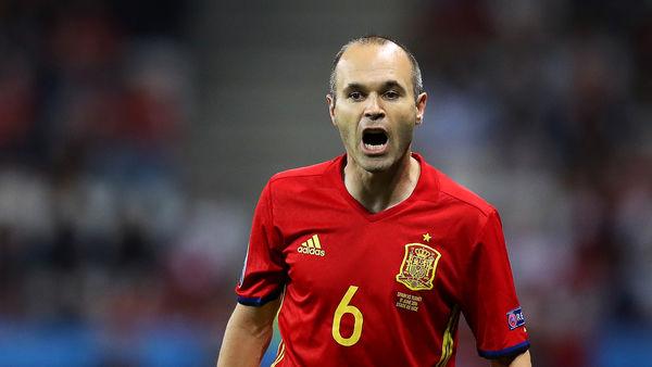 اینیستا:پرتغال تیمی است که برای شکست دادن بسیار تلاش میکند