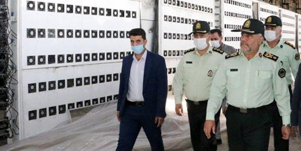 کشف بزرگترین مزرعه استخراج رمز ارز ایران در یک کارخانه متروکه در غرب تهران