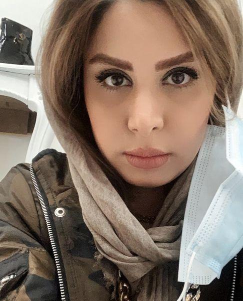 سلفی جدید نجمه جودکی + عکس