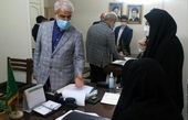 بازدید رییس کل دادگستری تهران از مجتمع شماره یک شورای حل اختلاف