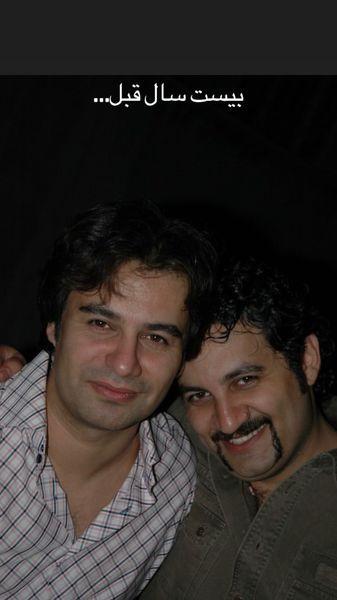 بیست سال قبل برادران قاسم خانی + عکس