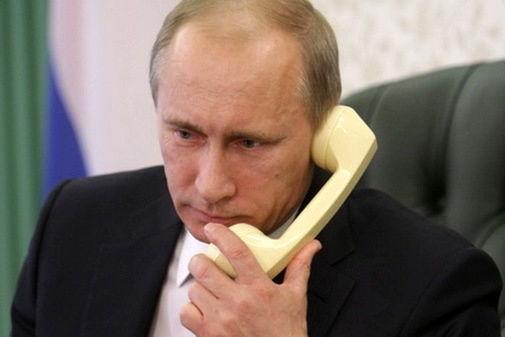 تماس تلفنی رئیس جمهور روسیه با سعد الحریری