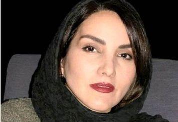 عکس مات و مبهوت از مرجان شیرمحمدی همسر بهروز افخمی
