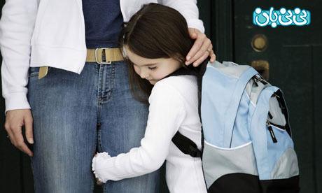 کودکان وابسته به مادر را چطور جدا کنیم
