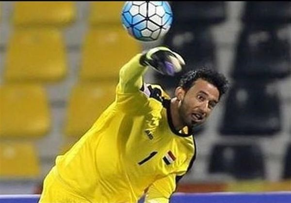 دروازهبان تیم ملی فوتبال عراق متهم به دوپینگ شد