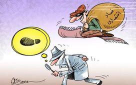 فهرست مفسدين اقتصادي در جيب احمدي نژاد و پولهاي كثيف در كت وزير روحاني