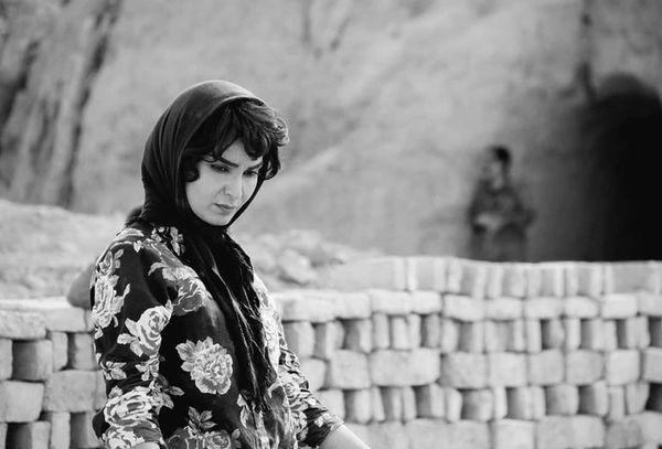 مهدیه نساج در دشت خاموش + عکس