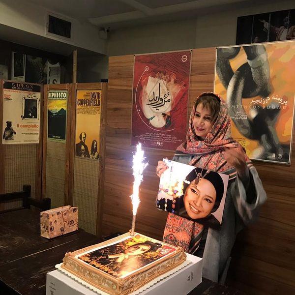 سوپرایز تولد شبنم قلی خانی+عکس