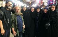 گروه بازیگران معروف در عراق+عکس