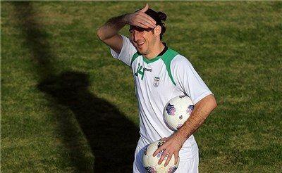 شعار علیه تیموریان و واکنش هافبک تیم ملی
