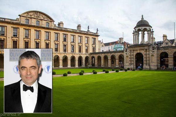 تحصیل «مستربین» در بزرگترین دانشگاه انگلیس