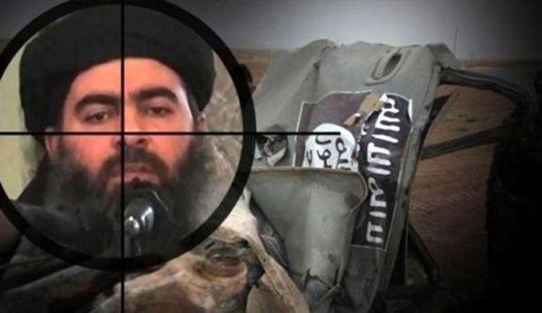 انتشار نخستین تصاویر از کشتهشدگان حمله به کاروان ابوبکر البغدادی + فیلم