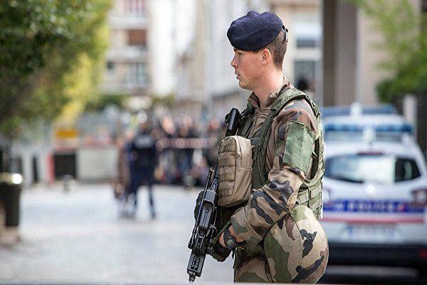 تیراندازی در فرانسه