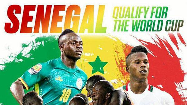 لیست نهایی تیم ملی سنگال در جام جهانی +عکس