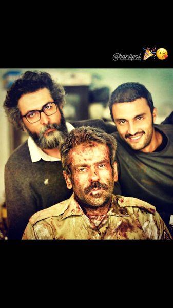 صورتی زخمی و خونی بانی پال خان + عکس