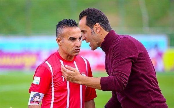 حسین کعبی: برای خداحافظی با علی کریمی مشورت کردم