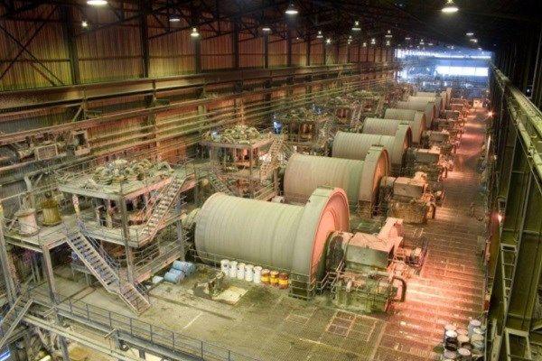 تولید کنسانتره سنگ آهن معادن بزرگ 30 درصد رشد داشت